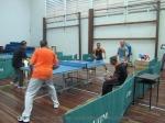 Photo Perlawanan Persahabatan Ping Pong Antara PTAR 1 dengan PTAR 2