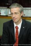 Foto : Lawatan Prof Dr. Klaus Tochtermann dari Jerman