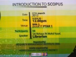 Introduction to SCOPUS