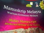 Pameran Kenali & Cintai Khazanah Ilmu: Koleksi Nadir & Manuskrip Melayu